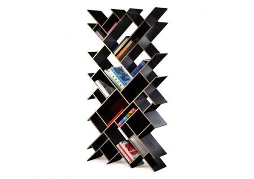Nauris Kalinauskas designed the oblong QUAD shelf