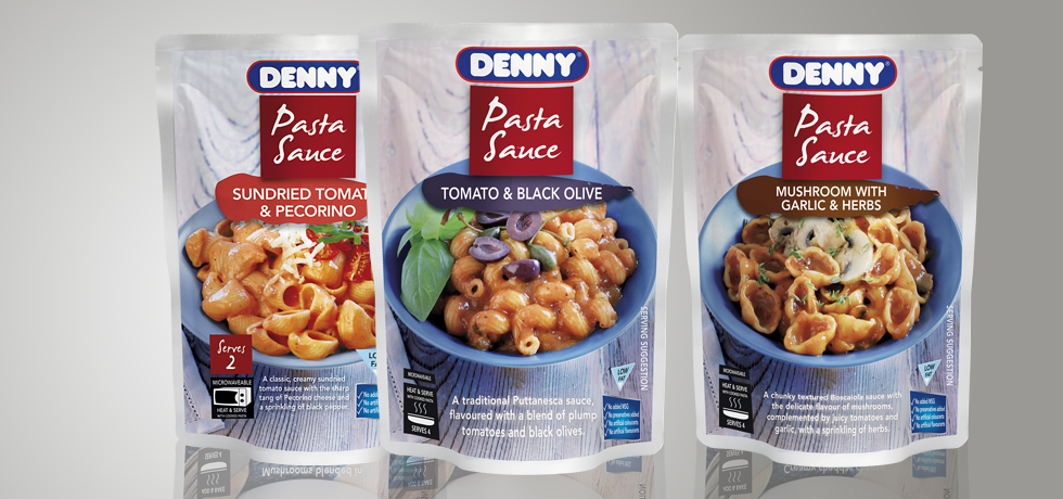 Pasta Sauce Packaging