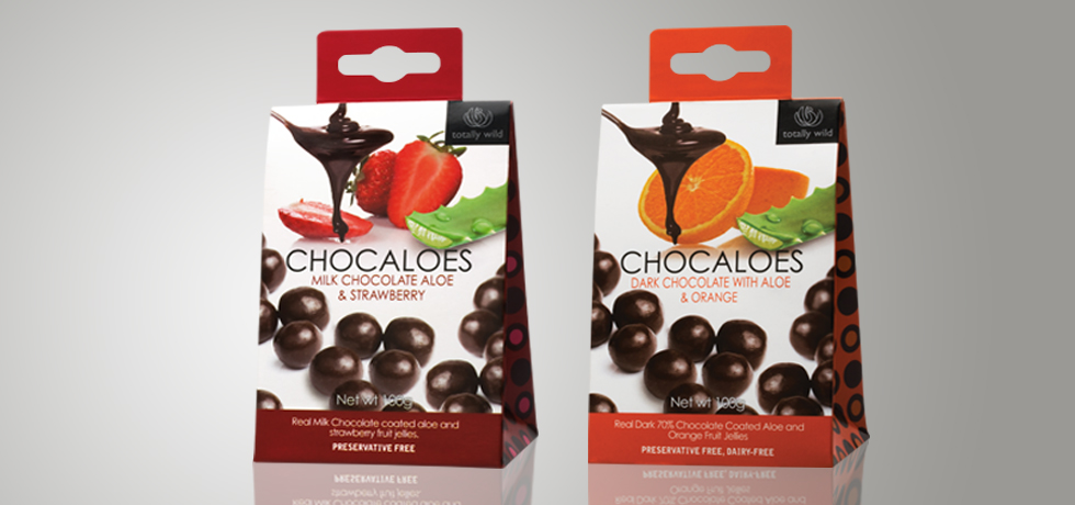 CHOCALOES PACKAGING